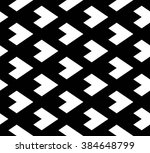 vector modern seamless geometry ... | Shutterstock .eps vector #384648799