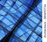 modern business cityscape.... | Shutterstock . vector #384692716