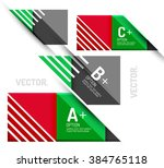 minimal abstract background | Shutterstock .eps vector #384765118