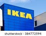 vienna  austria   august 11 ... | Shutterstock . vector #384772594