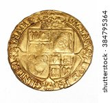 James I Laurel English Gold Coin