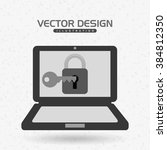 security system design  | Shutterstock .eps vector #384812350