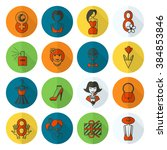 design elements for... | Shutterstock .eps vector #384853846