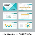 abstract business template... | Shutterstock .eps vector #384876064