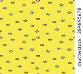 Seamless Pattern With Minion....