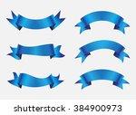 ribbon set.ribbon banner vector ...
