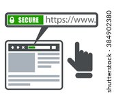 secure online payment icon  ...