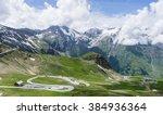 Mountain Road  Austria. Austri...