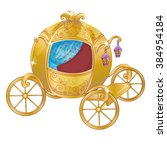 vector illustration of gold... | Shutterstock .eps vector #384954184