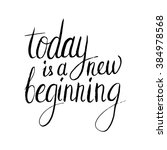 conceptual handwritten phrase...   Shutterstock . vector #384978568