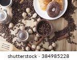 coffee   Shutterstock . vector #384985228