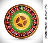 casino icon desin  | Shutterstock .eps vector #385024693