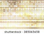 image of defocused gold stadium ...   Shutterstock . vector #385065658