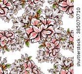 abstract elegance seamless... | Shutterstock . vector #385070710