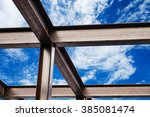 I Beam Steel Construction  On...
