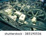 san francisco  usa  equipment...   Shutterstock . vector #385190536