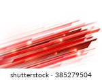 red abstract background | Shutterstock .eps vector #385279504