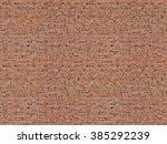 seamless texture brick wall | Shutterstock . vector #385292239
