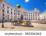 Small photo of Fiacre, Hofburg, Vienna