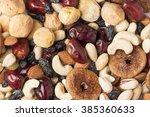 mixed dry fruits | Shutterstock . vector #385360633