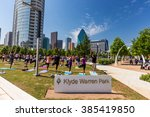 may 2  2015 dallas  tx usa ... | Shutterstock . vector #385419850