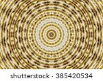 abstract design of circles in... | Shutterstock . vector #385420534