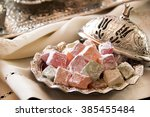 Turkish Delight With Coffee An...