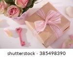 a beautiful gift | Shutterstock . vector #385498390