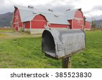 A Typical Rural Mailbox That...
