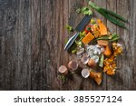 Organic Leftovers  Waste From...