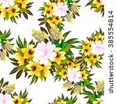 abstract elegance seamless...   Shutterstock . vector #385554814