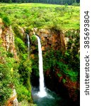 Small photo of Mack Mack Falls South Africa