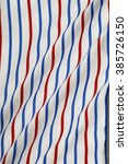 Small photo of Red and blue stripes