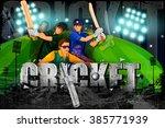 easy to edit vector... | Shutterstock .eps vector #385771939