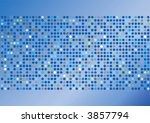 computer generated funky and... | Shutterstock . vector #3857794