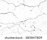 dust overlay distressed grunge... | Shutterstock .eps vector #385847809