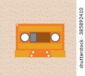 gadget icon design  | Shutterstock .eps vector #385892410