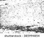 grunge texture in black and... | Shutterstock .eps vector #385994854