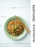 Basil Chicken Fried Rice With...
