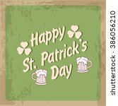 vector illustration or... | Shutterstock .eps vector #386056210