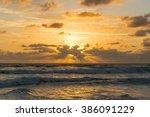 Beautiful Sunrise Cloudscape...