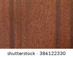 Wooden Mahogany Background