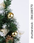 christmas tree | Shutterstock . vector #386188570