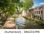 The Oude Gracht Canal In...