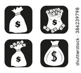 money bag icons