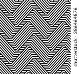 vector seamless texture. modern ... | Shutterstock .eps vector #386464876