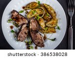 Roasted Duck Breast With...