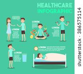 heath care character vector...   Shutterstock .eps vector #386575114