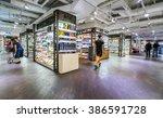 hongkong  china   may 28  a top ... | Shutterstock . vector #386591728