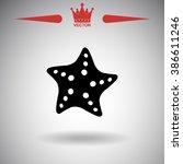 starfish icon.